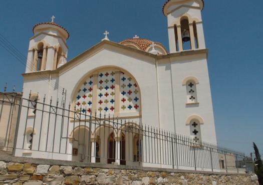 מנזר סיינט ג'ורג' במזרח קפריסין