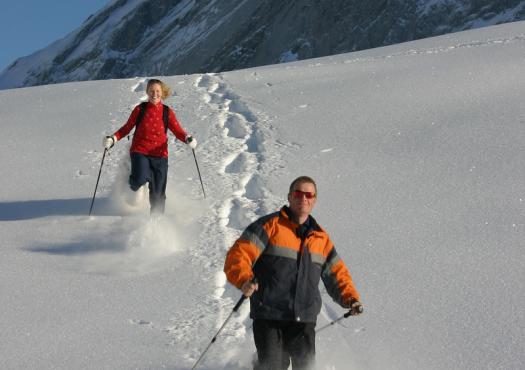 סקי לכל הגילים בווילאר