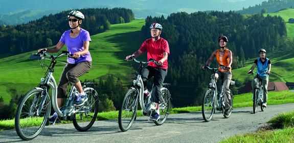 טיולי אופניים למנוסים ולספורטיביים