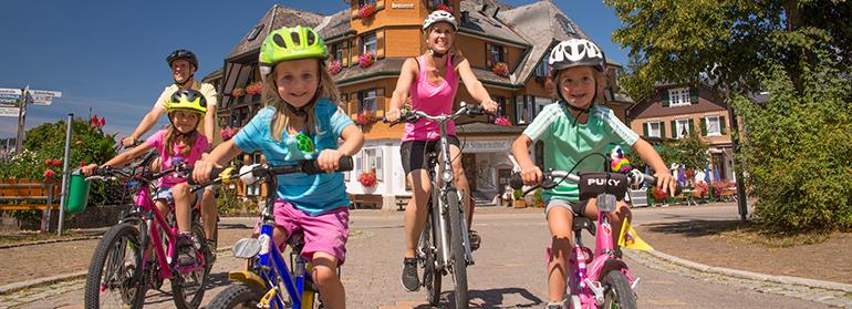 טיולים אופניים משפחתיים